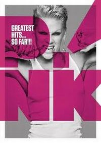 Cover P!nk - Greatest Hits... So Far!!! [DVD]